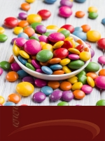 Serviette Smarties