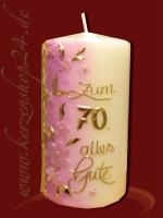 Geburtstagskerze G-1187